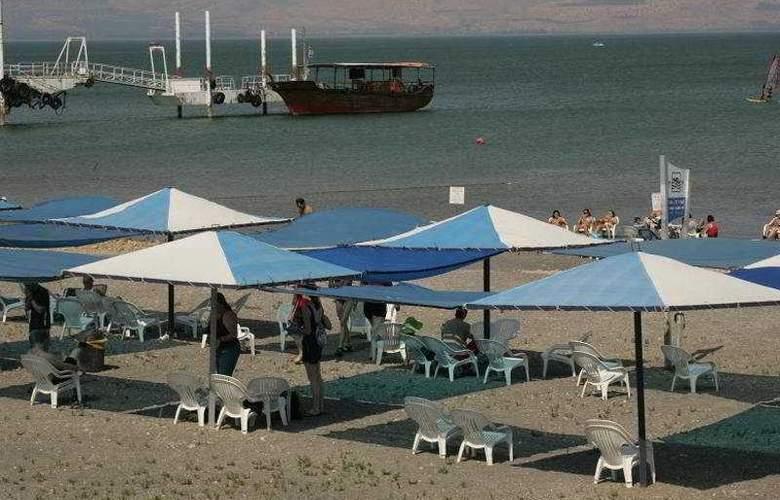 Nof Ginosar Hotel - Beach - 6