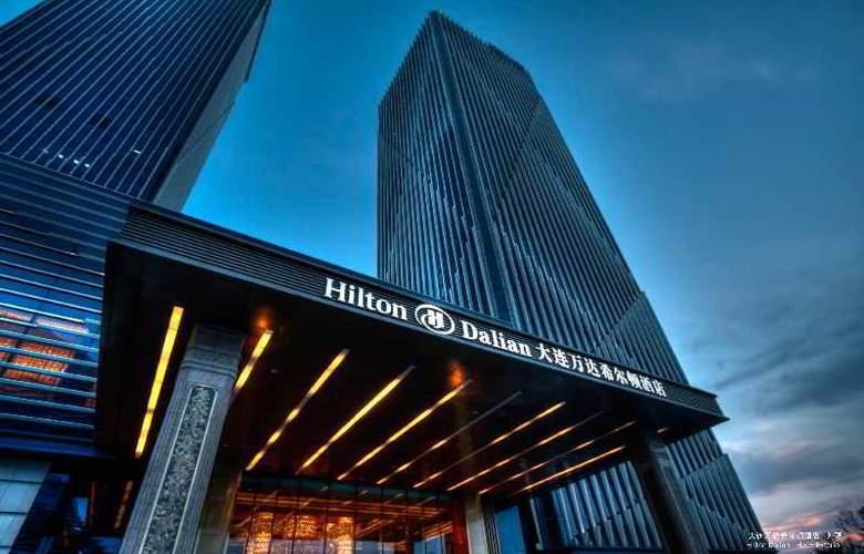 Hilton Wanda Dalian - Hotel - 12