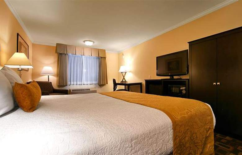 Best Western Plus Inn Of Hayward - Room - 13