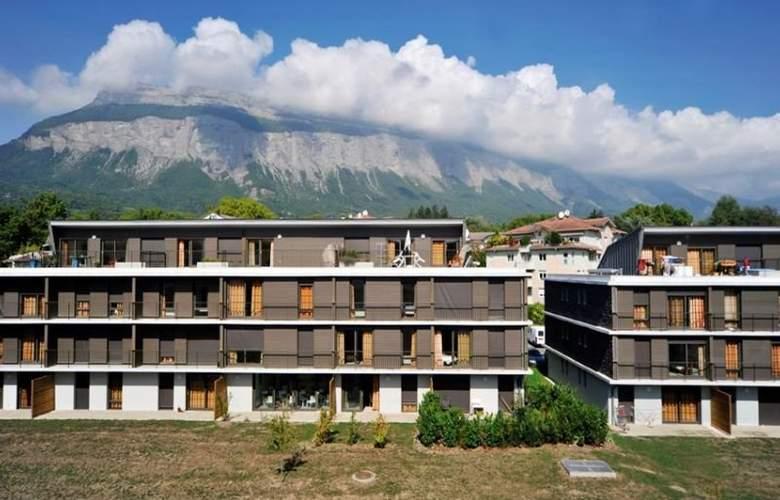Appart´ City Grenoble Meylan - Hotel - 6