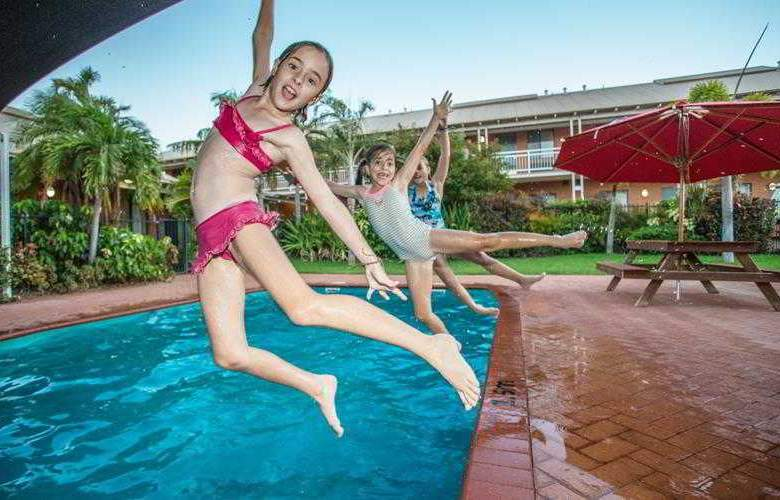 BEST WESTERN Karratha Central Apartments - Hotel - 18
