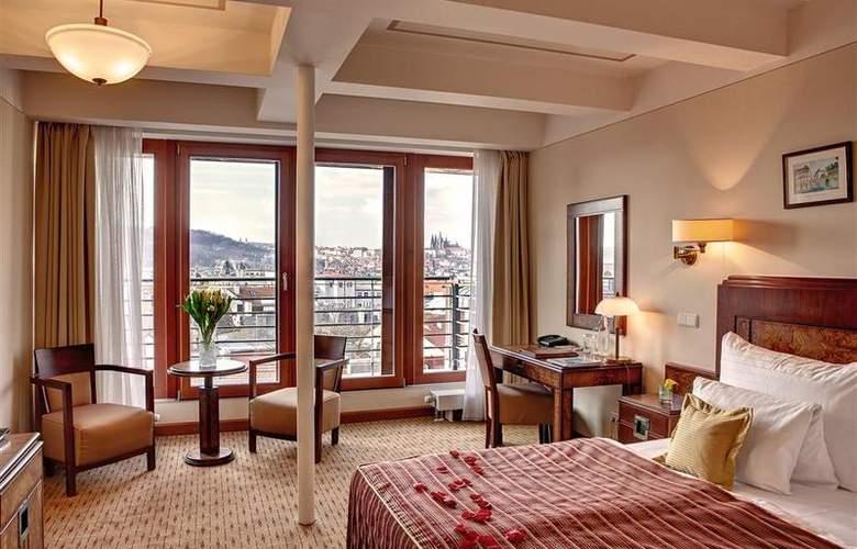 Majestic Plaza Prague - Room - 96