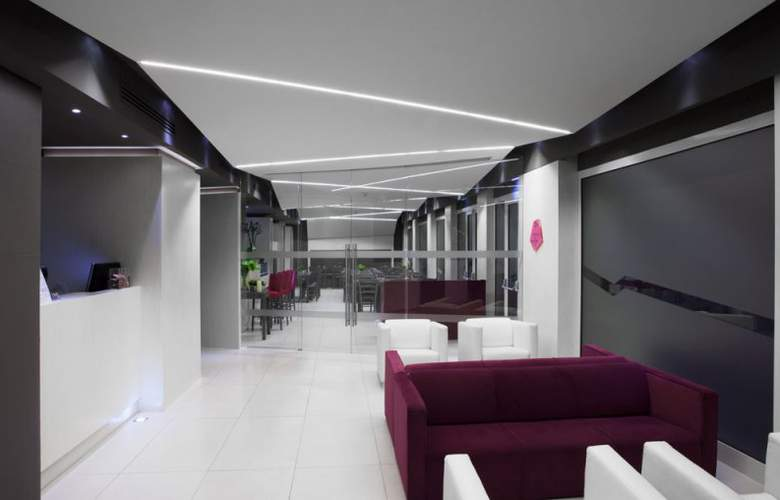 Smart Hotel Rome - Hotel - 6