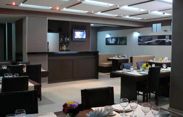Iliani Hotel - Restaurant - 9