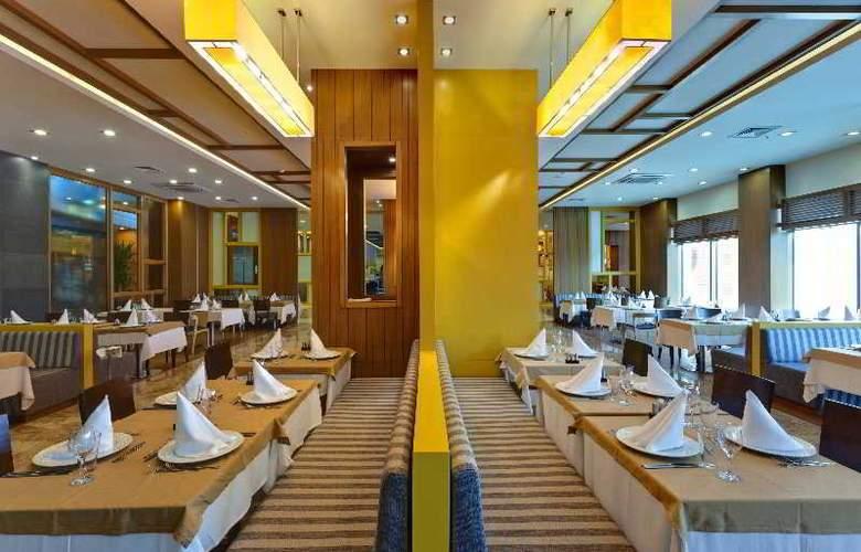 Sherwood Sensimar Belek - Restaurant - 14