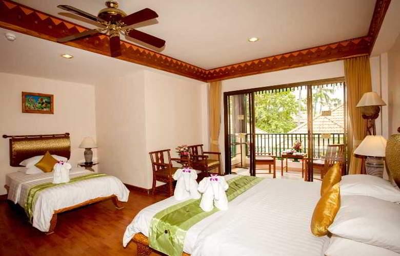 Chaba Cabana Beach Resort - Room - 9