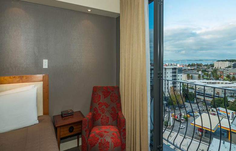 Copthorne Hotel Auckland City - Room - 4