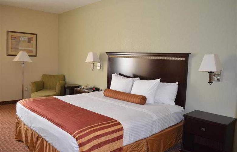 Best Western Greenspoint Inn and Suites - Hotel - 54