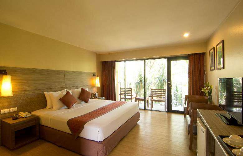 Green Park Resort - Room - 4