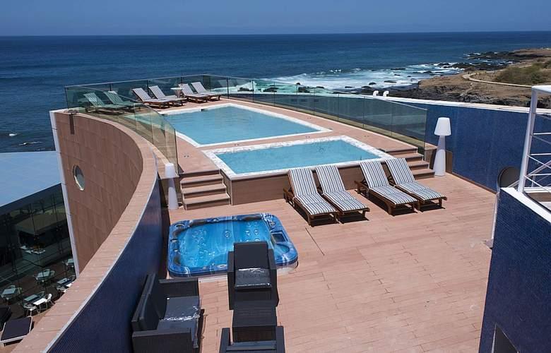 Vip Praia Hotel - Terrace - 5