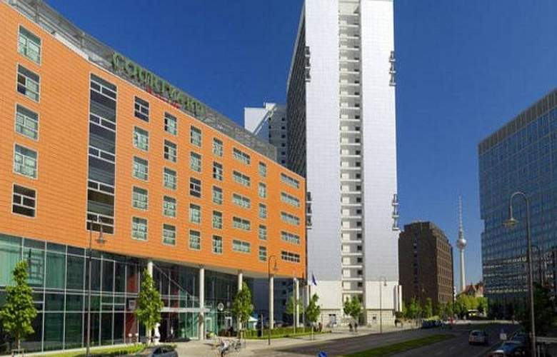Courtyard by Marriott Berlin City Center - Hotel - 8