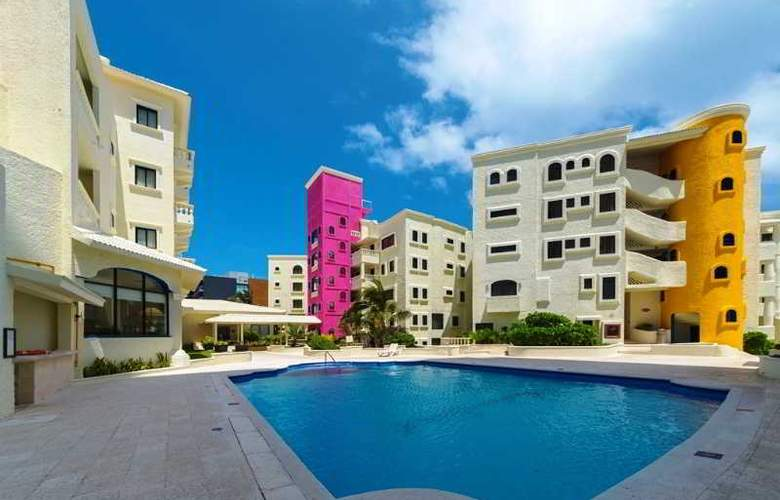 NYX Cancun - Pool - 8