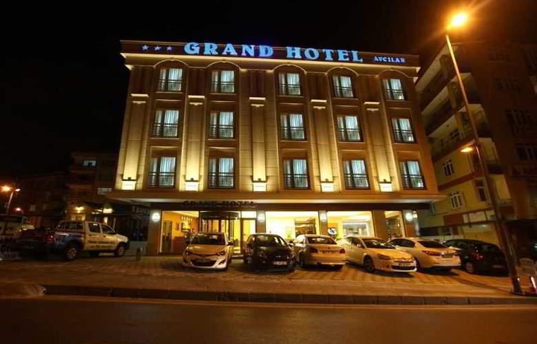 Grand Hotel Avcilar - Hotel - 7