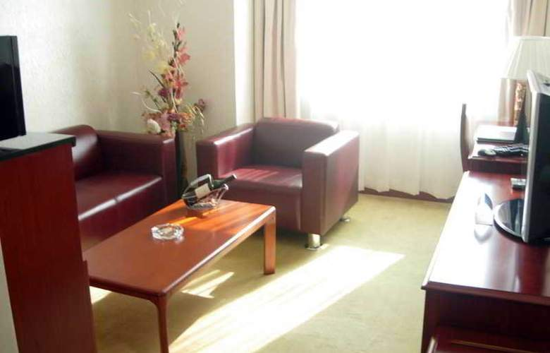 Airlines Travel Pudong Airport - Room - 11