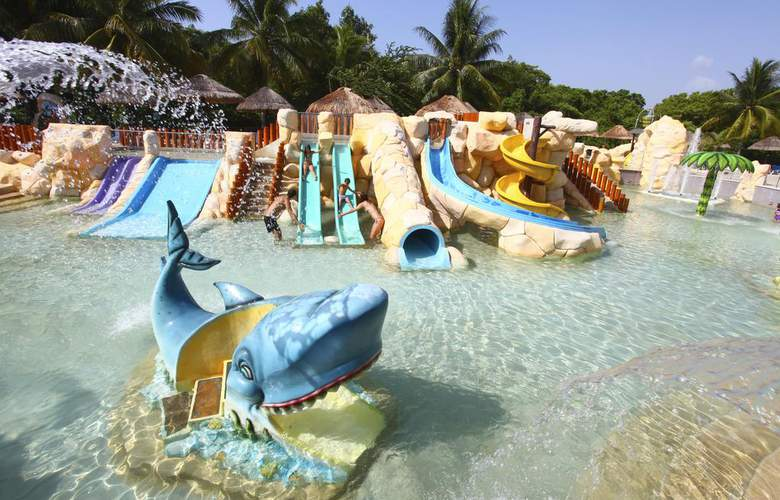 Sandos Caracol Eco Resort & Spa - Pool - 3