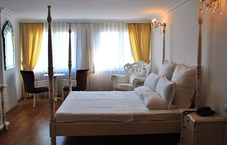 Hettie Hotel - Room - 6