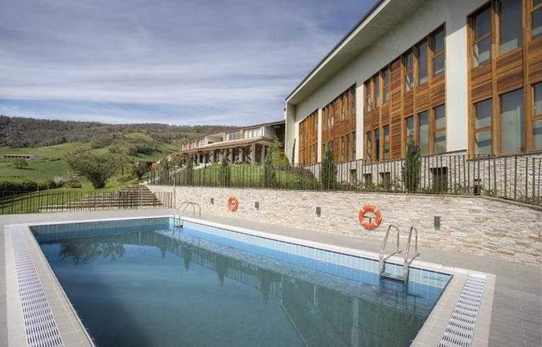 El Mirador de Ulzama Hotel & Spa - Pool - 6