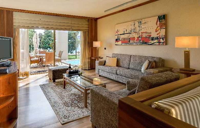 Gloria Serenity Resort - Room - 17