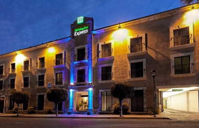 Holiday inn Express Oaxaca Centro Historico - Hotel - 14