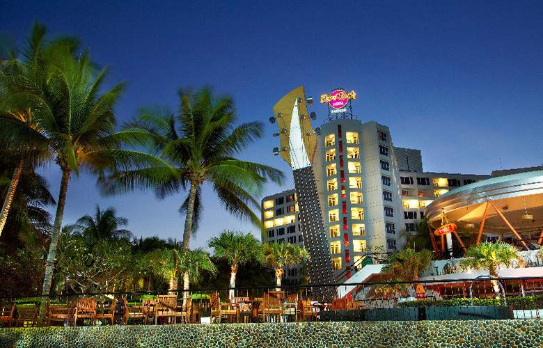 Hard Rock Hotel Pattaya - Hotel - 0
