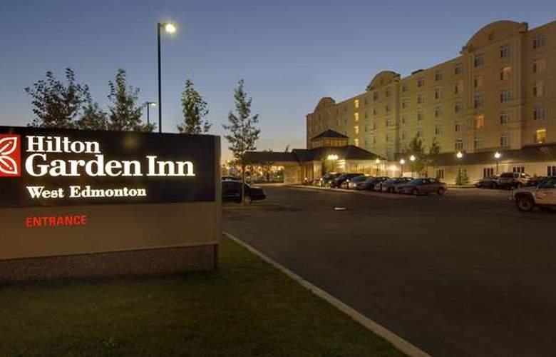 Hilton Garden Inn West Edmonton - Building - 14