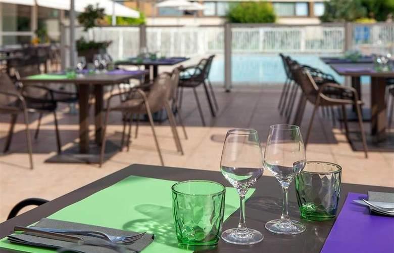Novotel Reims Tinqueux - Restaurant - 56