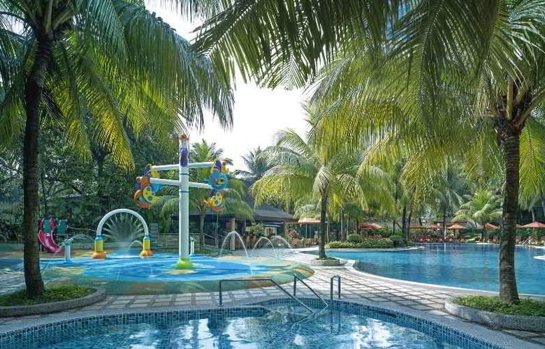 Edsa Shangri-la - Pool - 4