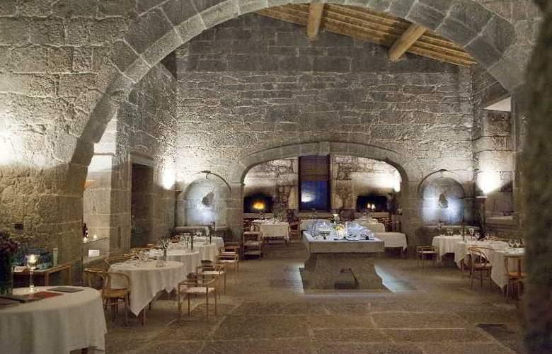 Pousada do Gerês-Amares - Santa Maria do Bouro - Restaurant - 20