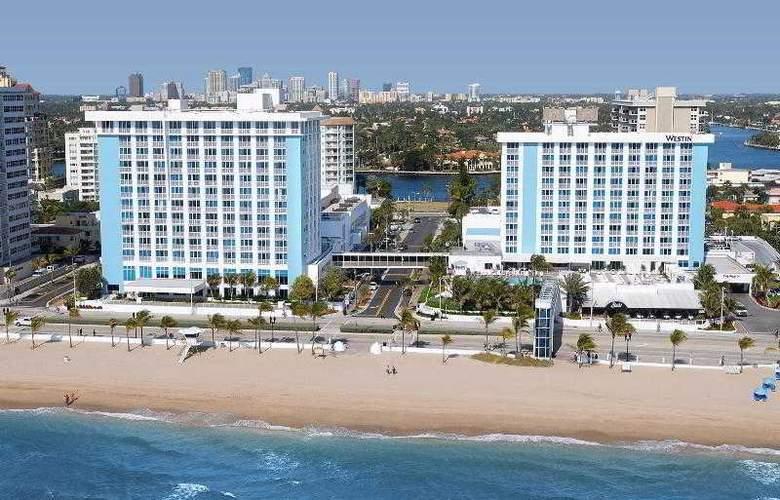 The Westin Fort Lauderdale Beach Resort - Beach - 45