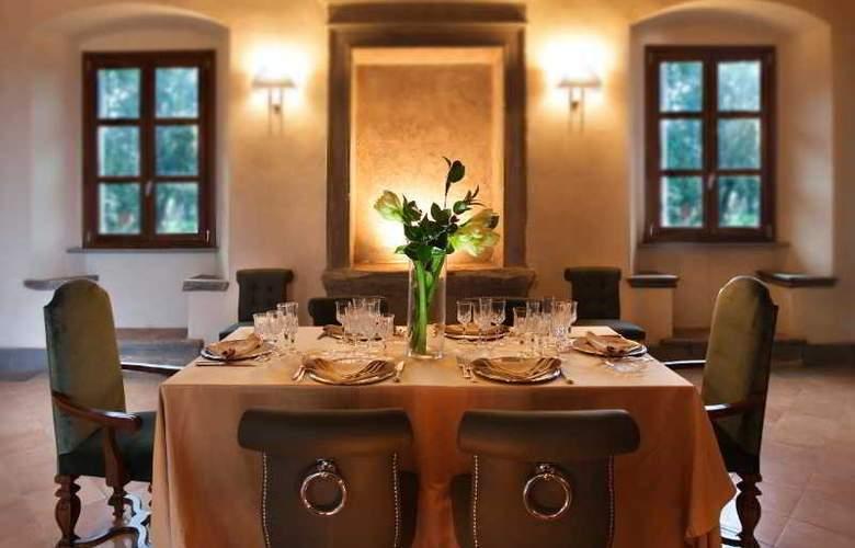 Villa Tolomei - Restaurant - 6