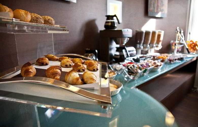 Kyriad Grenoble Centre - Restaurant - 11