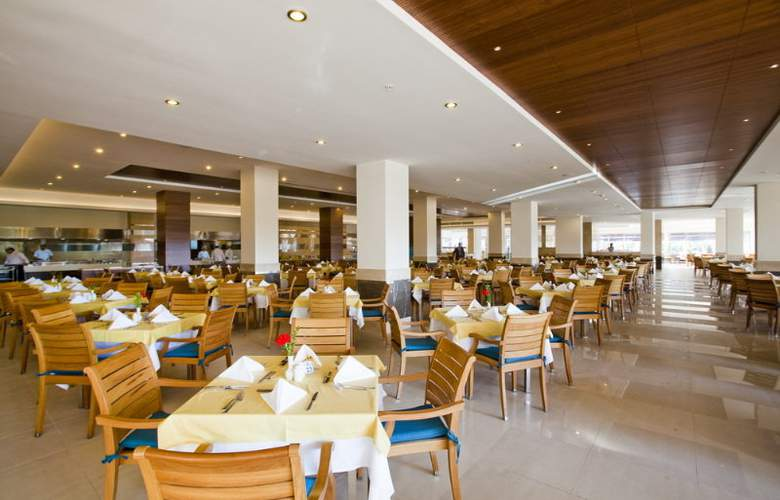 Sunis Elita Beach Resort - Restaurant - 9