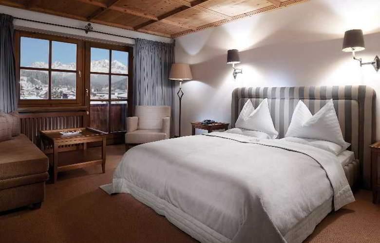 Schwazer Adler Hotel - Room - 3