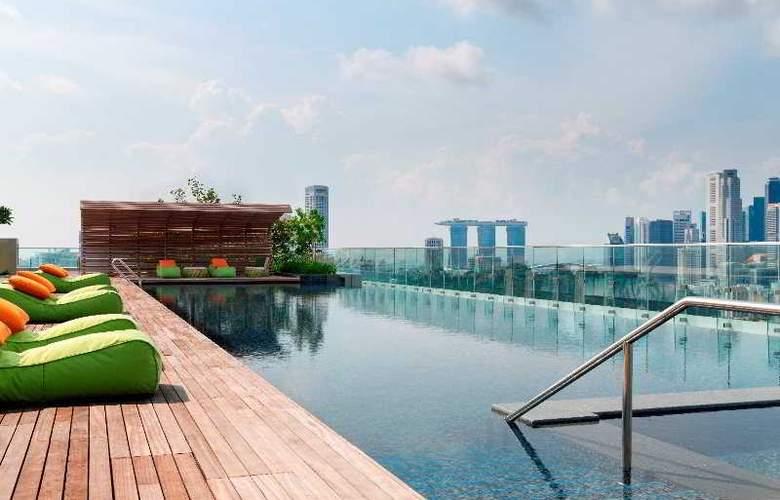 Jen Orchardgateway Singapore - Pool - 2