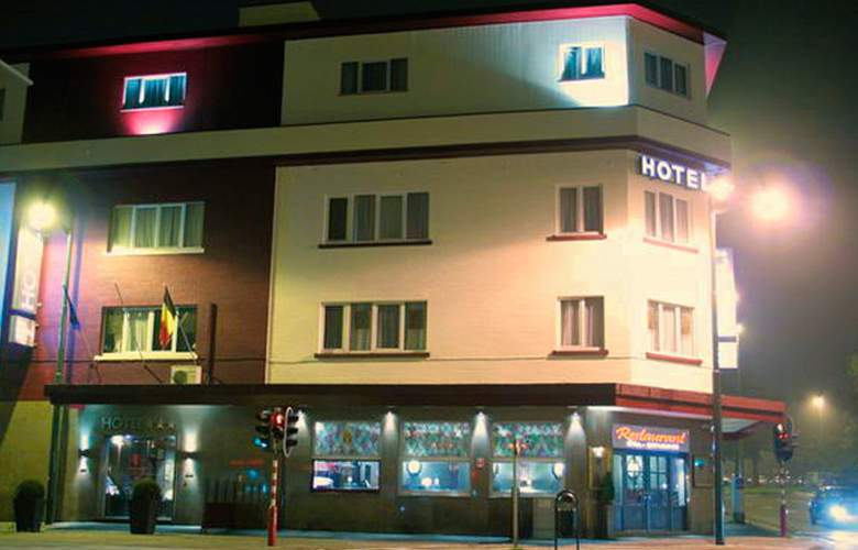 Prince de Liege ARES BUDGET - Hotel - 0