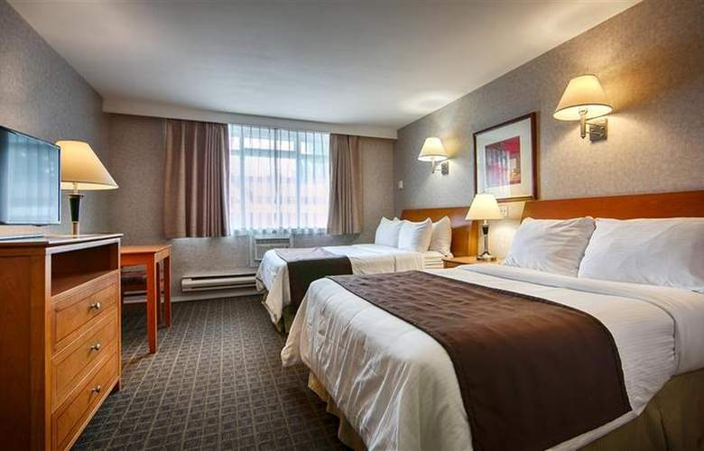 Best Western Capilano Inn & Suites - Room - 24