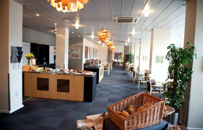 Best Western Plus Svendborg - Restaurant - 51