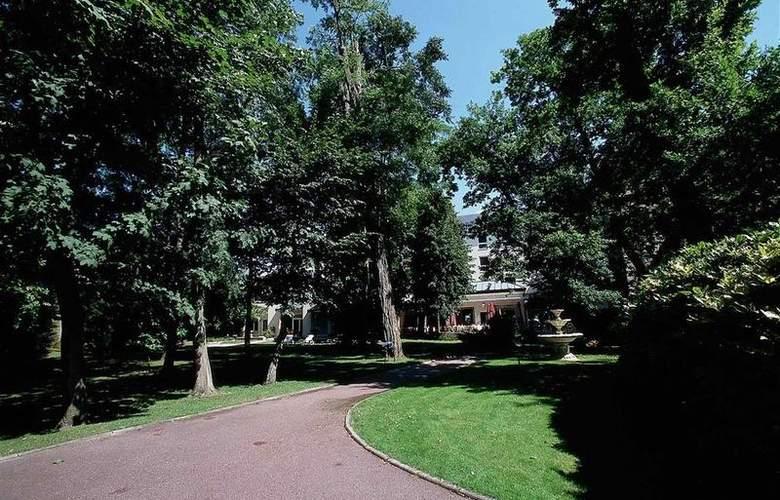 Mercure Royal Fontainebleau - Hotel - 31