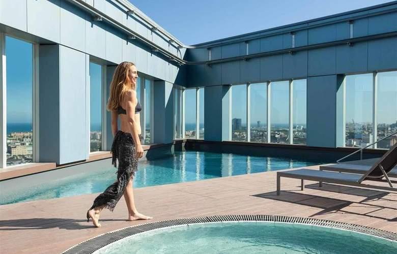 Novotel Barcelona City - Hotel - 9