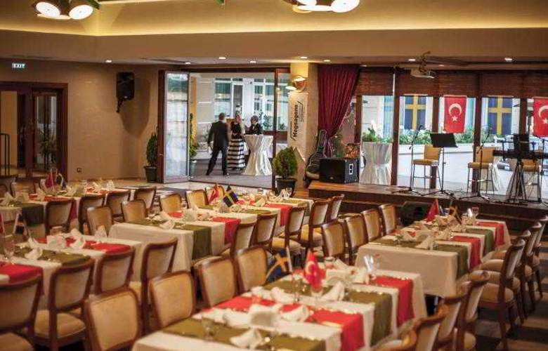 Hegsagone Marine Asia Hotel - Restaurant - 5