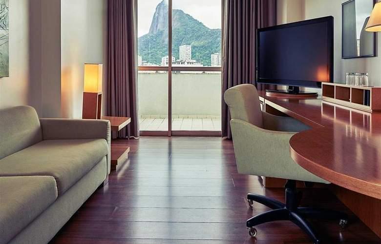 Mercure Botafogo Mourisco - Room - 45