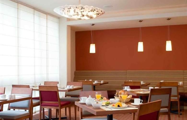 Mercure Berlin City West - Restaurant - 34