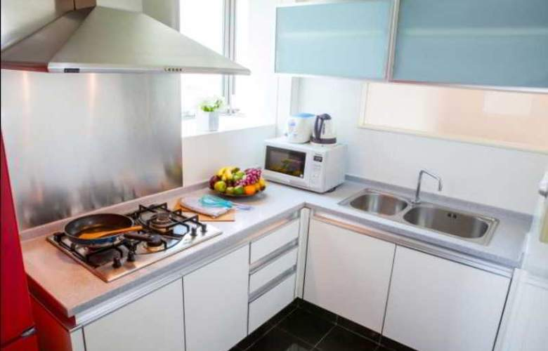 Yopark Serviced Apartment-8 Park Avenue - Room - 13