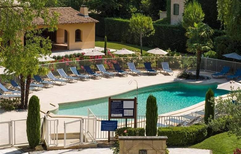 Novotel Aix en Provence Pont de l'Arc Fenouillères - Hotel - 23