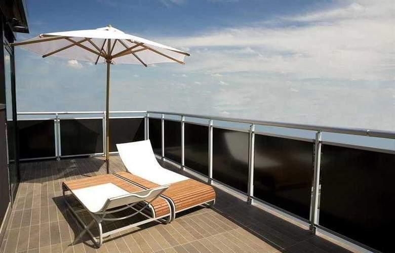 Abano Ritz Spa & Wellfelling Resort Italy - Terrace - 12