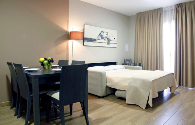 Jacetania Aparthotel & Spa - Room - 17