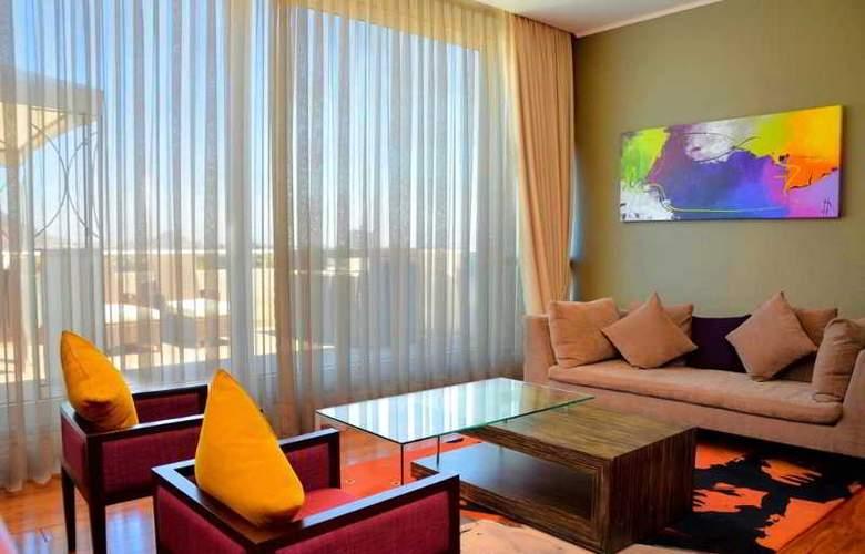 Radisson Ciudad Empresarial - Room - 2