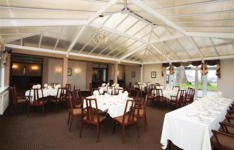 Best Western Dryfesdale - Restaurant - 370
