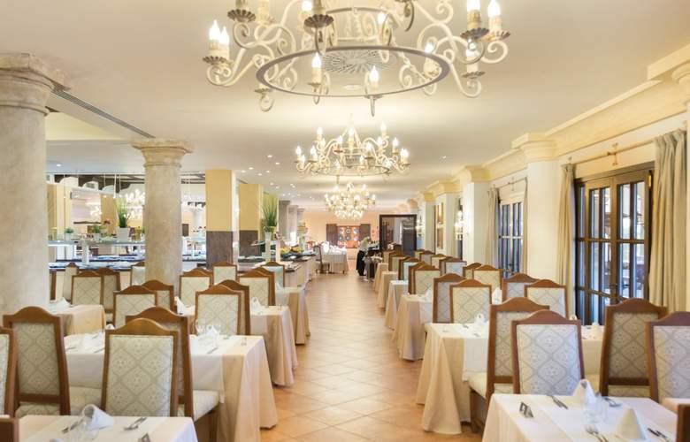 Fuerte Conil-Costa Luz Spa - Restaurant - 5