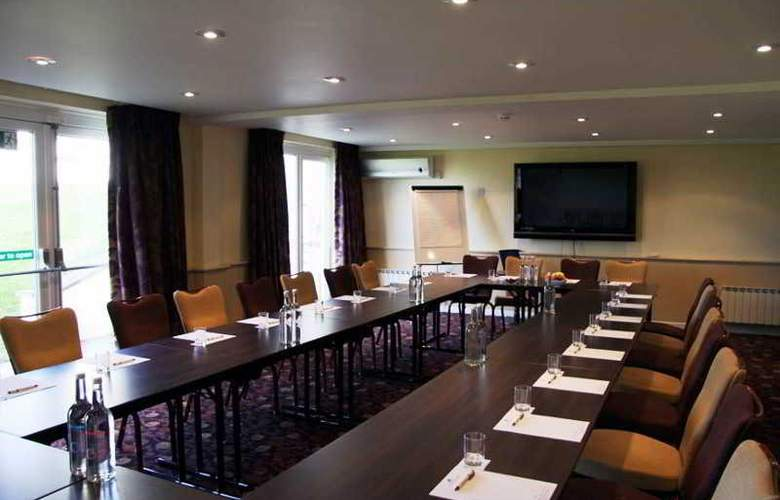 Tewkesbury Park Hotel, Golf & Country Club - Conference - 4